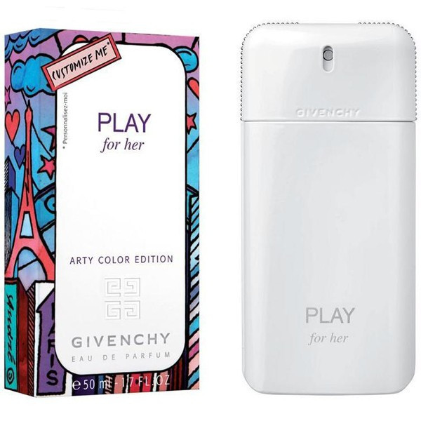 Givenchy Play Arty Color Edition